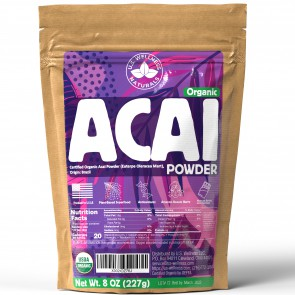 Acai Powder 8Oz Organic