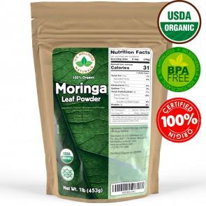 Moringa Powder 100% Organic - Egypt