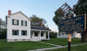 Elizabeth Stanton's Home
